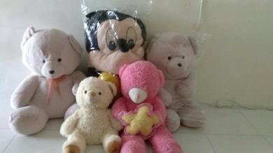 The Big Bear for sale rm150 (all)