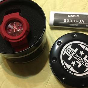 Gshock 35th Anniversary Red out limited edition