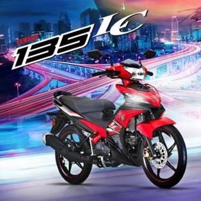 Yamaha 135LC Super Low Deposit Promo !!