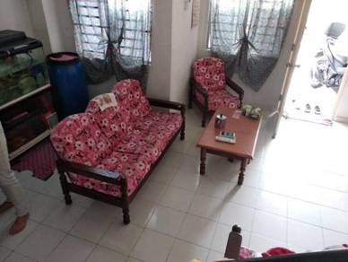 Medium Cost Double Storey House at Nusaria, Gelang Patah