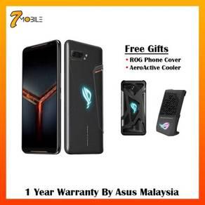 Asus ROG Phone 2 [12GB+512GB/SD855+] Malaysia Set