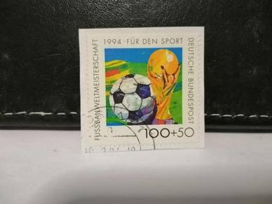 1994 Germany Stamp World Cup Football