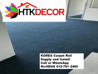 Carpet Roll for varied environments 298DF