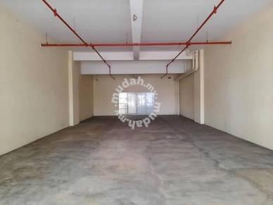 Metropolitan Square, retail/office bigger bare unit, Damansara Perdana