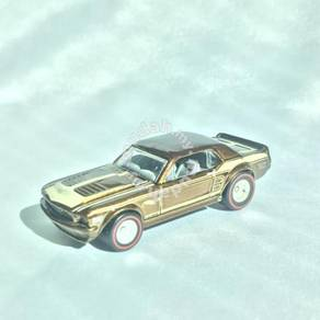2012 Hot Wheels '67 Ford Mustang Coupe STH