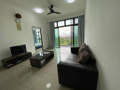 Citywood , jb town , nearby ciq , HSI , full furnished , low rental