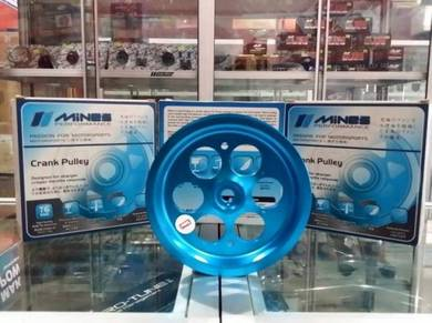 Mines crank pulley toyota vios 2014