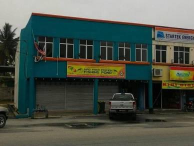 Shop Lot Rumah Kedai Jalan Santong Paka