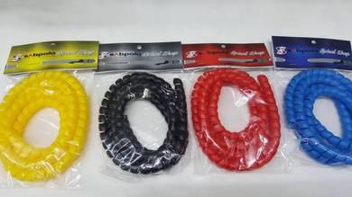 Sabpolo Spiral Wrap 1M Fishing Rod Protector Joran