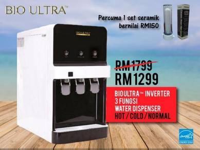 Penapis air water filter dispenser Bio Ultra - T5