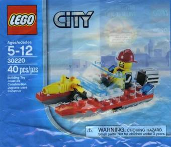 Lego City Polybag