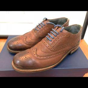 TED BAKER Leather Brogue Shoes