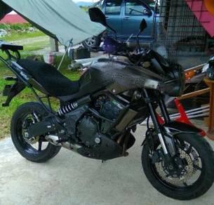 Kawasaki versys 650cc (2013)