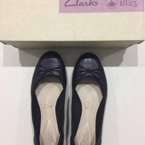 Clarks Couture Bloom Womens Ballerina Flats