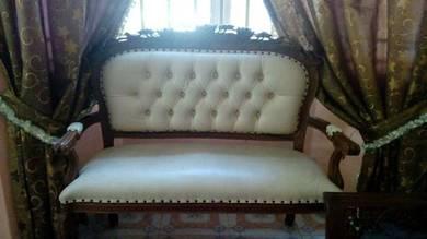Kerusi Jati cantik untuk dilepaskan