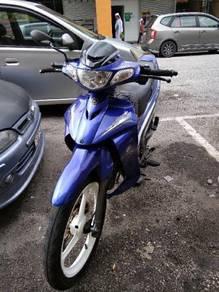 Yamaha 125zr Tiptop 2012