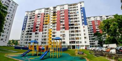 Desa Tasik Fasa 1A apartment