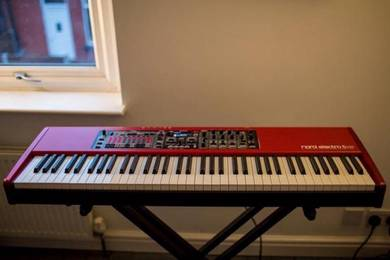 Nord Electro 5 HP 73 With Case Mint Condition