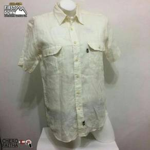 First Down dress shirt baju collar
