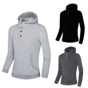 5062 Men's Hedging Hooded Sweater Jacket