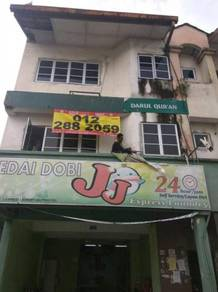Three Story shop-lot ( Sri Subang )