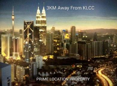 PRIME Location at KL ; New Property ; Investment