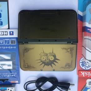 NEW 3DS XL - IPS 16GB Modded - Majora�s Mask