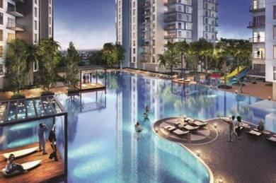 2018 Life-style Condo/Apartment with 300 Unit -Near to KLCC