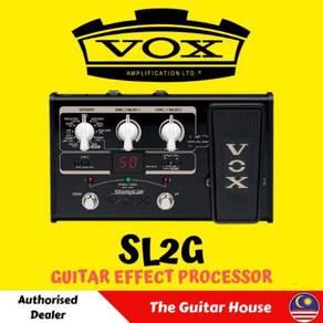 Vox StompLab 2G Modeling Guitar Effect Processor
