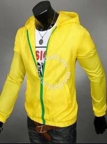 J0349 Urban Outfitters Windbreaker Sweater Jacket