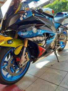 2011 BMW S1000RR Year End Promotion