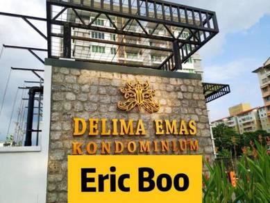 Delima Emas Condo | Juru | Near Autocity Iconcity | WORTH !