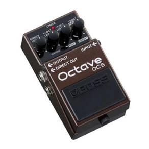 Boss OC-5, Octave