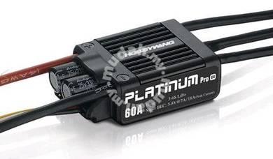 Hobbywing Platinum 60A V4 3-6S LiPo 450&450L Class