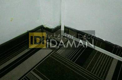 Stripe- carpet tile, karpet tile, vinyl