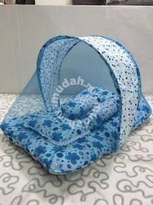 Tilam baby kelambu bulat