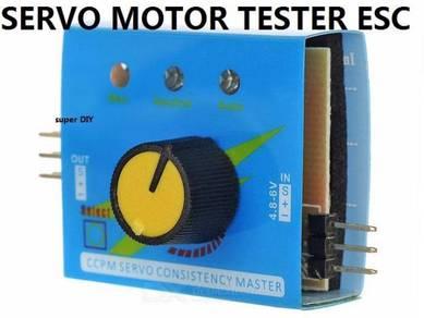 Servo Motor ESC Tester CCPM Speed Controller