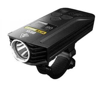 Nitecore BR35 1800L Rechargeable Bicycle Light