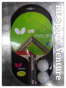 Butterfly Stayer 1800 Table Tennis Bat
