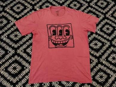 Keith haring x uniqlo t shirt size L