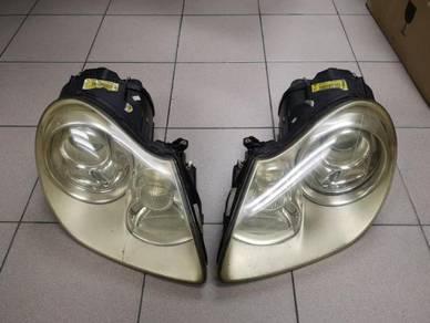 Porsche Cayenne head light 955 head lamp