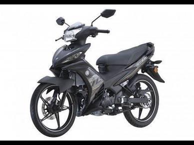 Yamaha lc135 new 2018 (bayaran kedai 99% lulus)