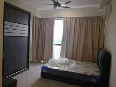 Ascenda Residence Condo, Setapak. KLCC View. Fully Furnished