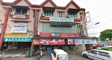 1st Floor Commercial Office For Sale Located at Matang Jaya, Kuching