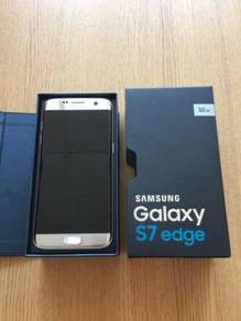 Samsung galaxy s7 edge sealed 32gb ori