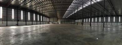 Kulim Factory / Warehouse | TO LET
