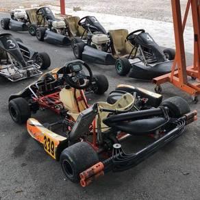 Gokart / Go Kart BRM Racing DD2