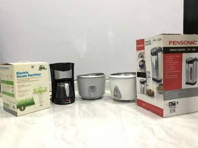Peralatan dapur elektrik