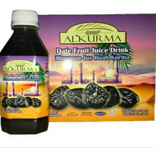 Al-Kurma Date Fruit Juice Drink