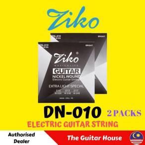 Ziko String (2 Pack) DN-010 Electric Guitar String